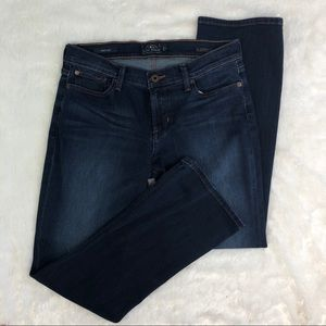 Lucky Brand Jeans 8 29 Ankle Baby Sweet bootcut